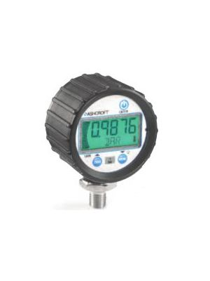 Ashcroft Digital Pressure Gauge DG25 with Black Protective Boot