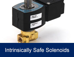 Intrinsically Safe Solenoids