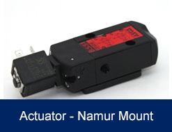 Actuator Mount - NAMUR