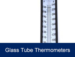 Glass Tube Thermometers